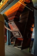 Detailansicht in der Kohlenwäsche