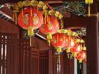Detailaufnahme - Thian Hock Keng Tempel
