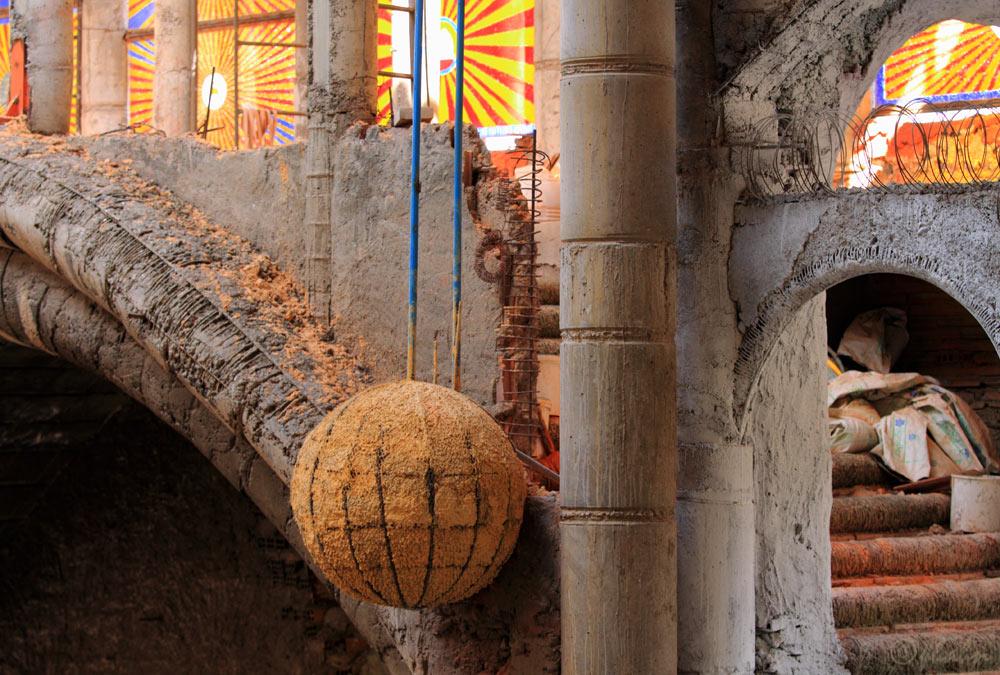... Details aus der Kathedrale von Don Justo Gallego Martínez ...