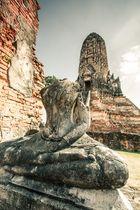 Details in Ayutthaya