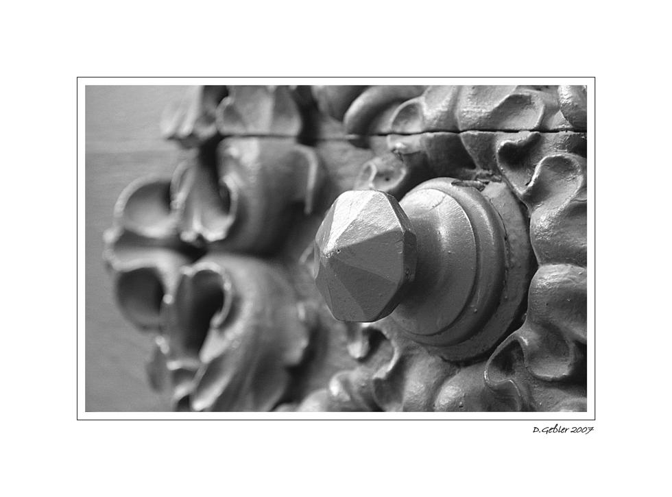 Details Türen und Tore 1 s/w