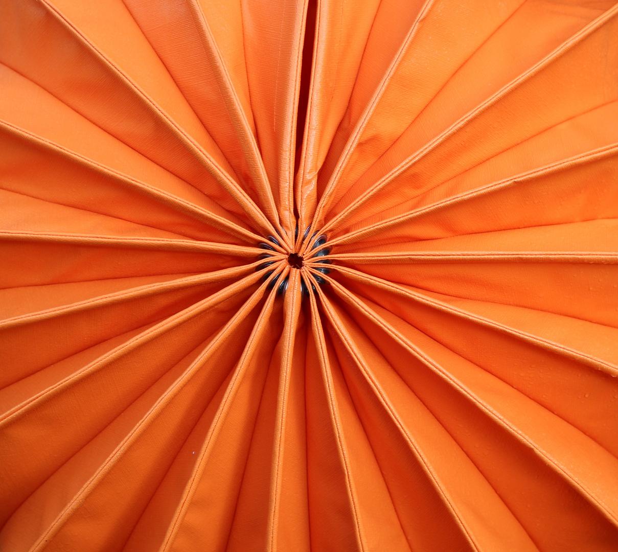 Detailsaufnahme eines wetterfesten Marken - Lampions