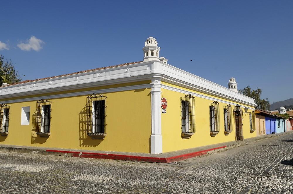 Detalle Calle Antigua -1/Guatemala