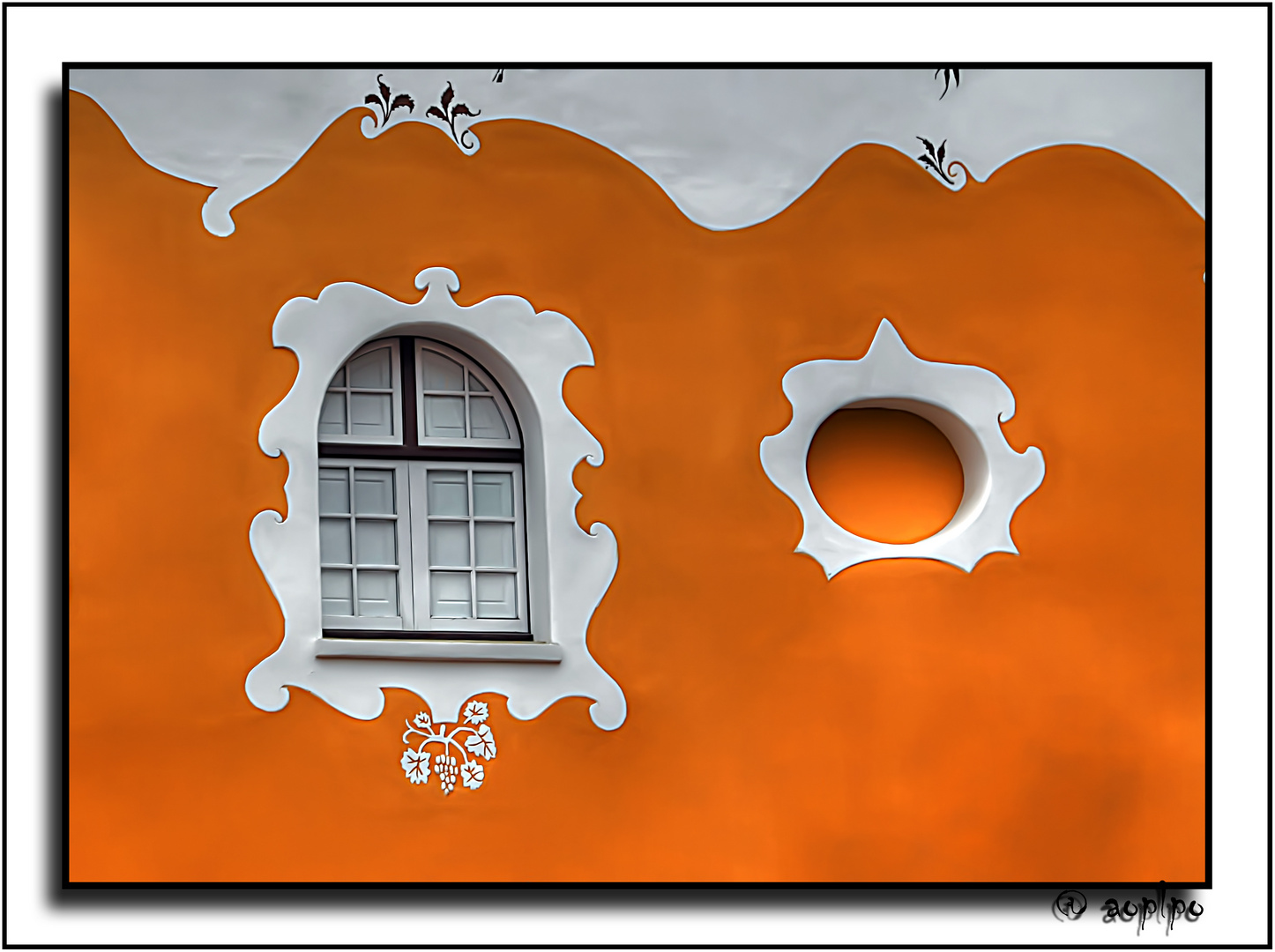 Detalle casa Can Negre del arquitecto Jujol (1)