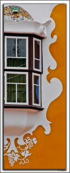 Detalle casa Can Negre del arquitecto Jujol (2)