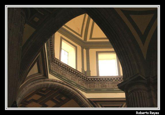 Detalle Catedral Metropolitana, México D.F.