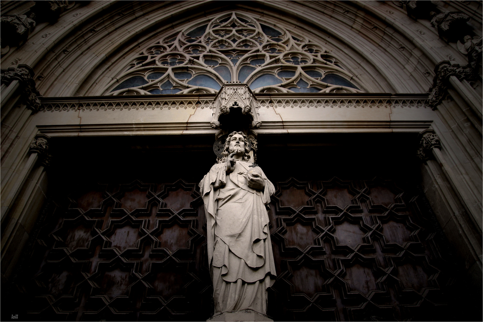 ...detalle de la Catedral...