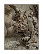 Detalle del portal de Pérgamo 2 (Museo Pérgamo Berlin Alemania)