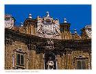 Detalle Piazza Quattro Canti Palermo ( Sicilia Italia )