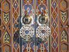 detalle puerta arabe