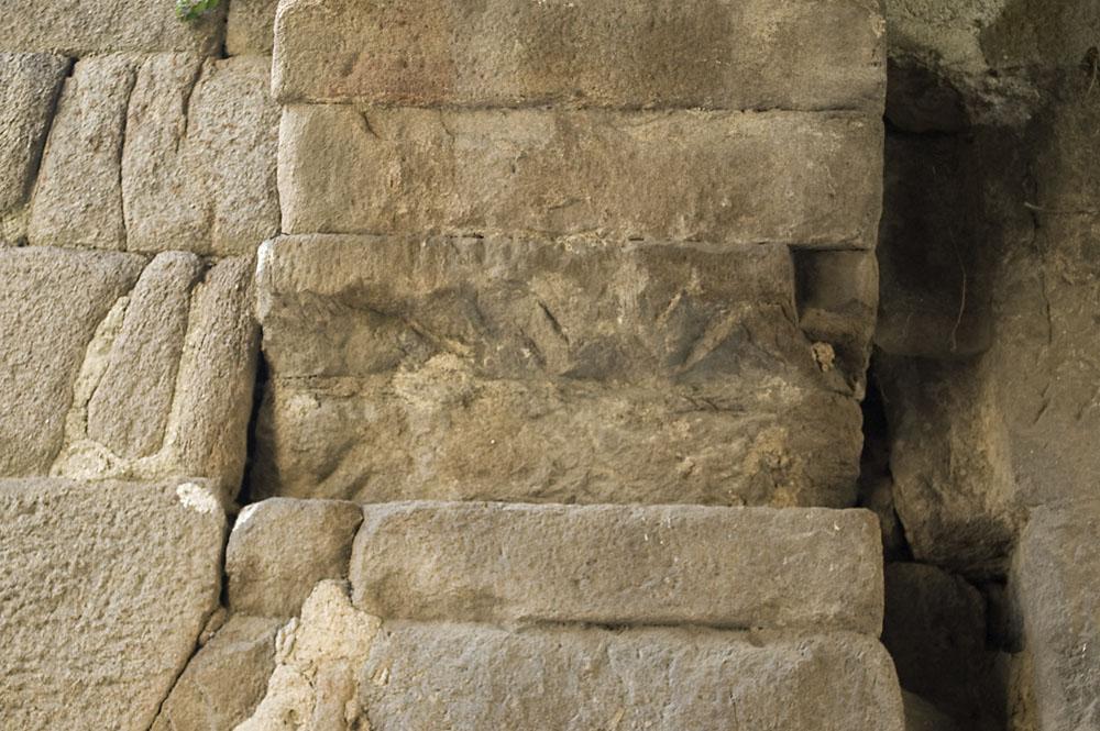 Detalles de la muralla (II)