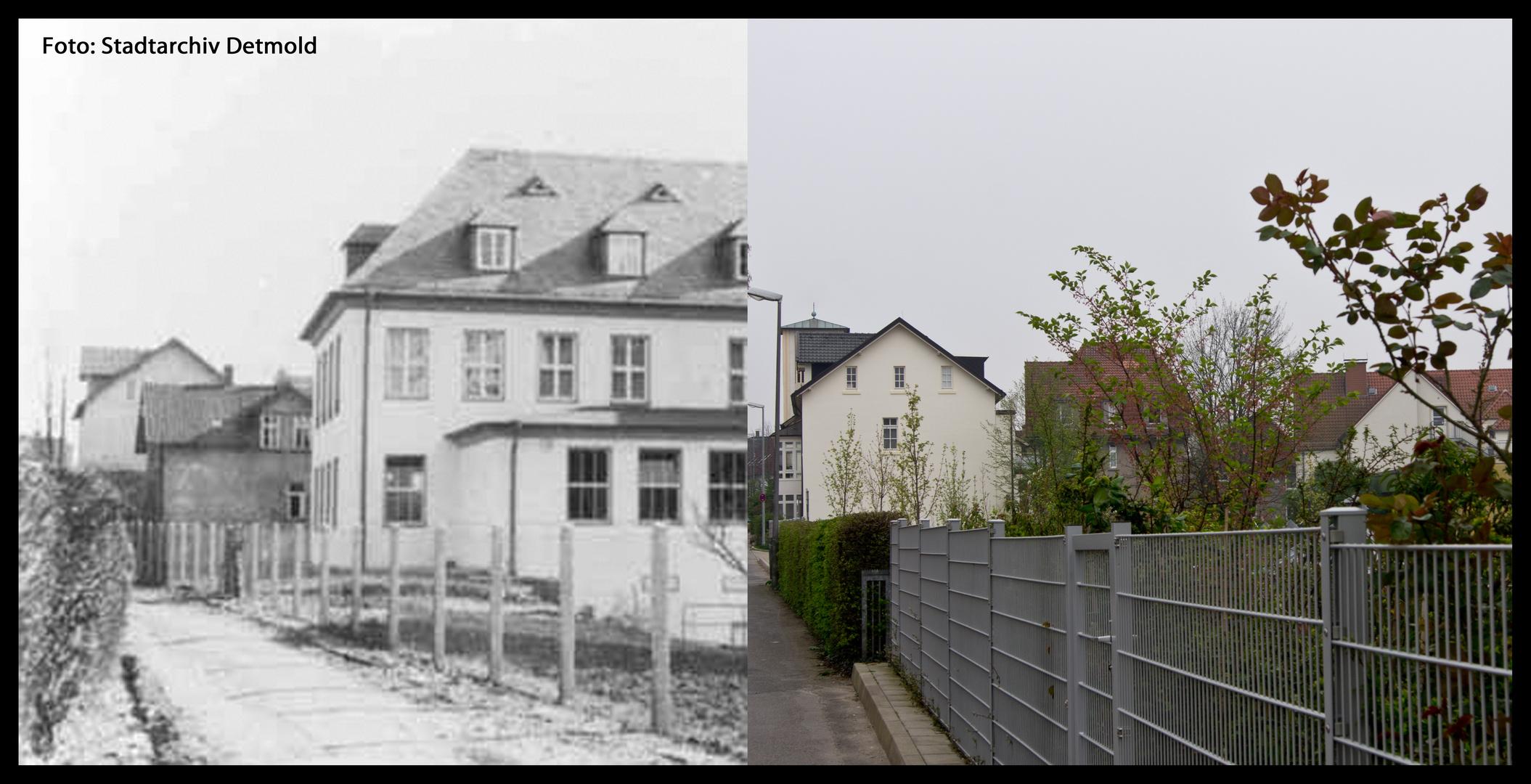 Detmold History 22/ Küche des Krankenhauses