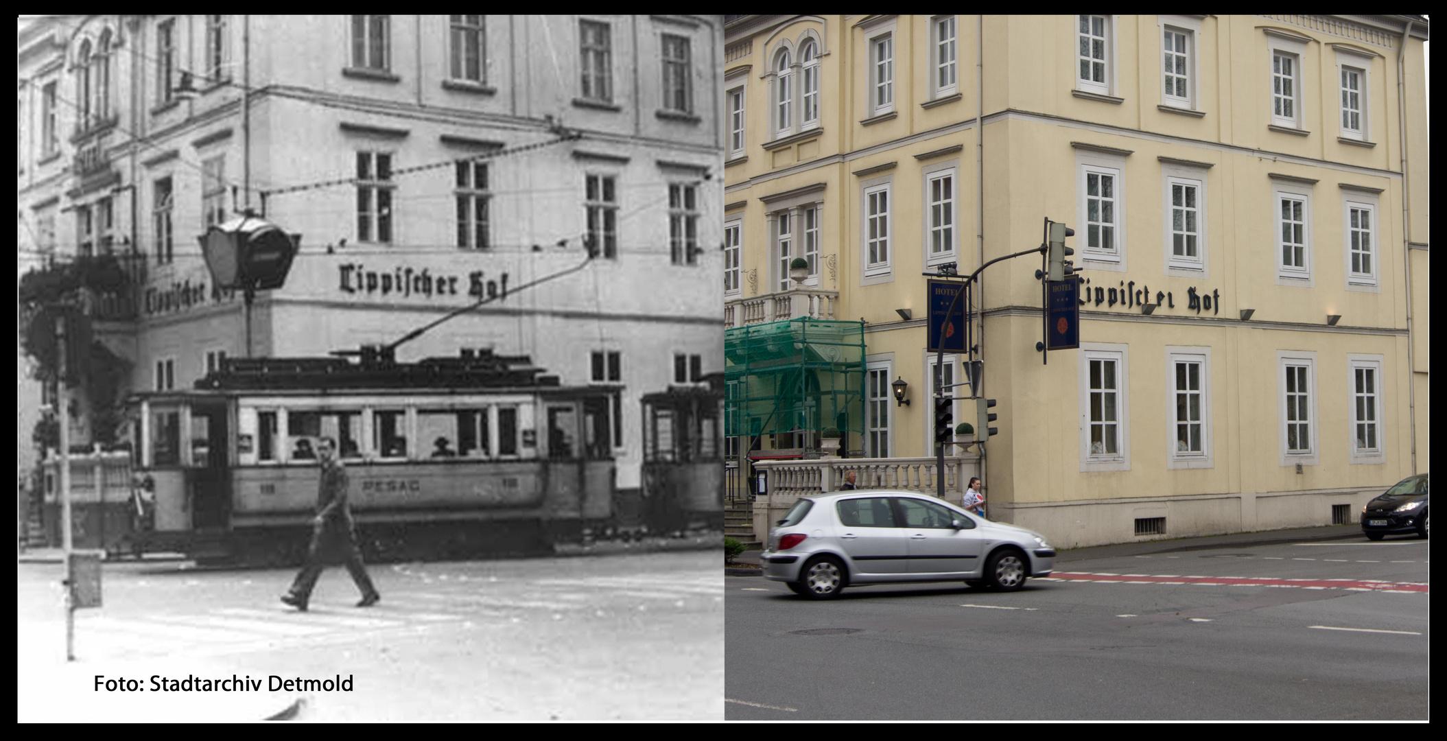 Detmold History 24/ Lippischer Hof