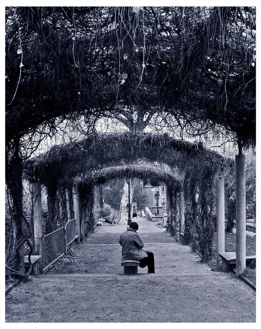 Detrás de Monmartre