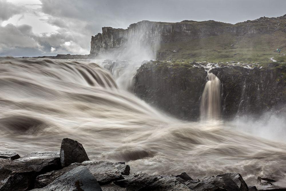 DETTIFOSS (Island) - Europas mächtigster Wasserfall
