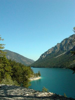 deutsche Alpen