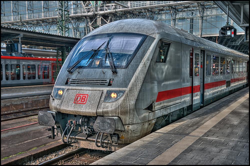 Deutsche Bahn Height Twitter Version