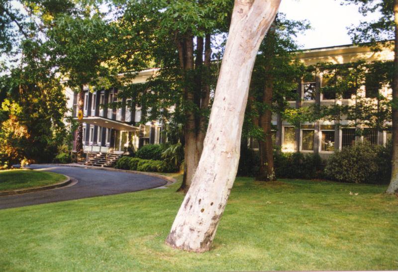 Deutsche Botschaft in Canberra