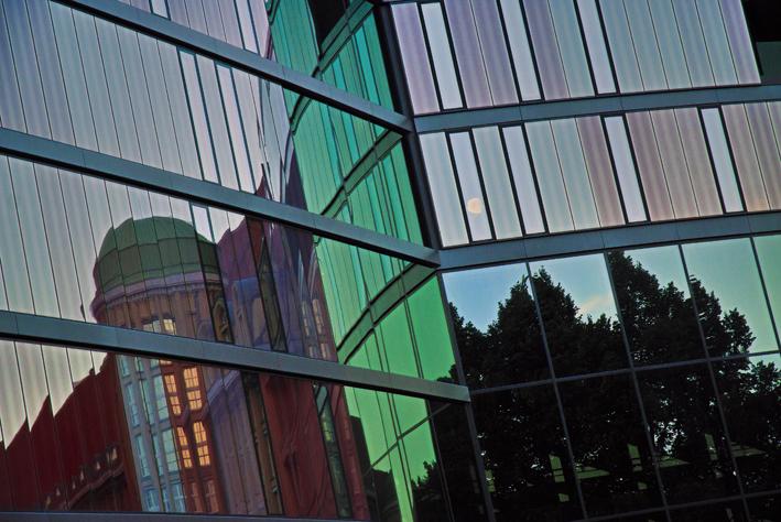 Deutsche Bücherei - Außenfassade