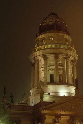 Deutsche Dom, Berlin Heiligabend 2001