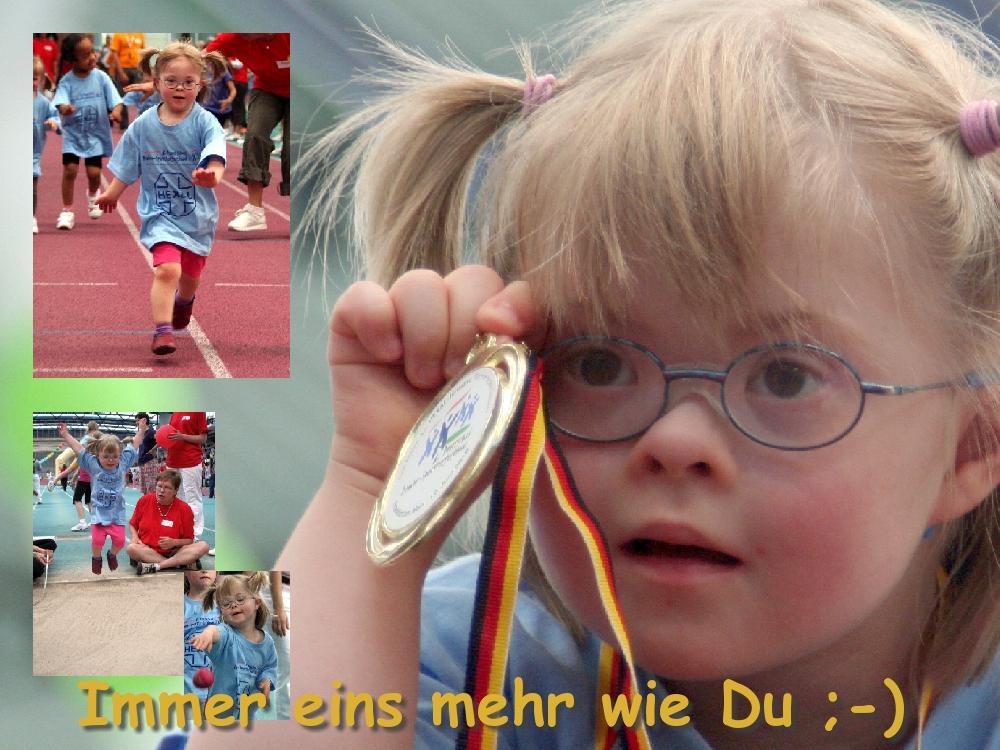 Deutsche Down-Sportlerfestival - Juni 2010