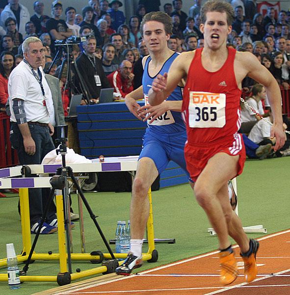 Deutsche Jugend-Hallenmeisterschaft 2008