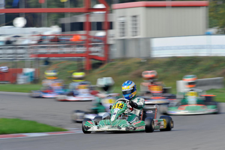 Deutsche Kart Meisterschaft 2013 Genk (B) 01