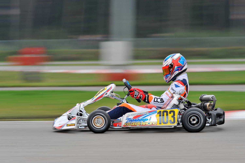 Deutsche Kart Meisterschaft 2013 Genk (B) 010