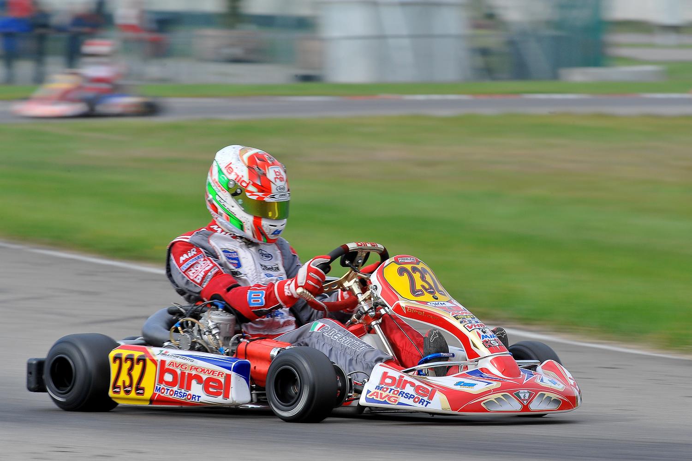 Deutsche Kart Meisterschaft 2013 Genk (B) 02