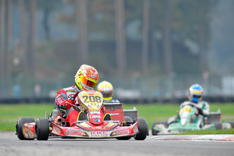 Deutsche Kart Meisterschaft 2013 Genk (B) 03