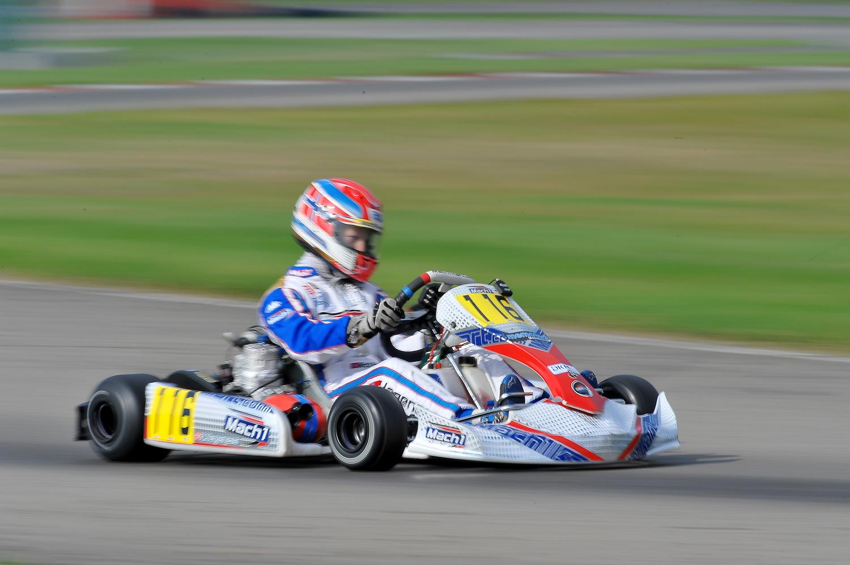Deutsche Kart Meisterschaft 2013 Genk (B) 07