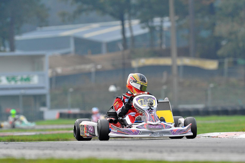 Deutsche Kart Meisterschaft 2013 Genk (B) 08