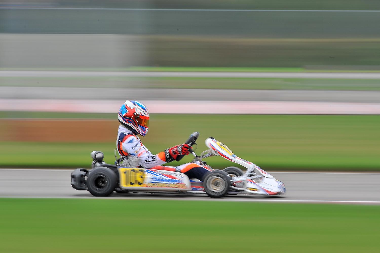Deutsche Kart Meisterschaft 2013 Genk (B) 09