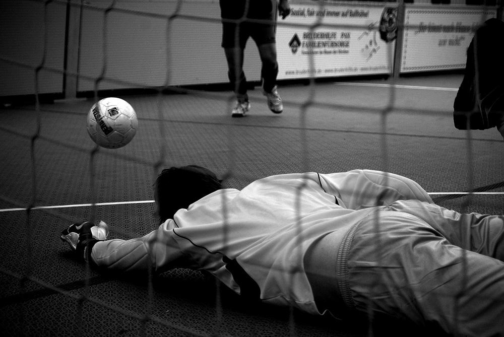 Deutsche Meisterschaft der Wohnungslosen im Fussball 6