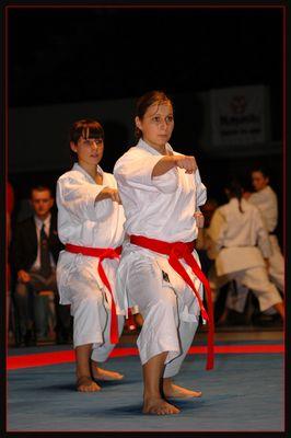 Deutsche Meisterschaft Karate 2006 in Hamburg