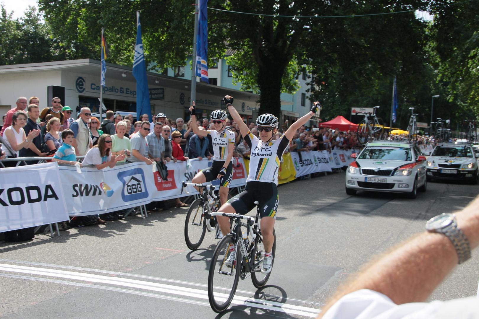 Deutsche Meisterschaft Straße 2011
