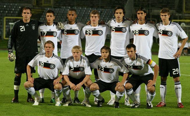 Deutsche U21 Nationalmannschaft