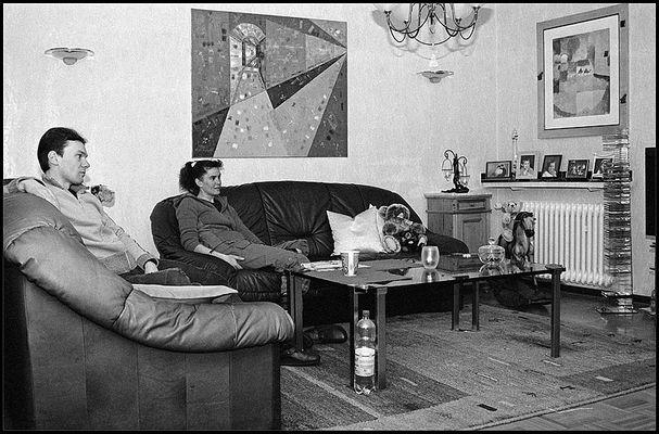 Serie Deutsche Wohnzimmer