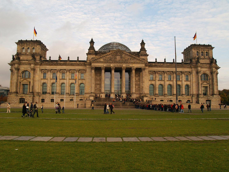 Deutschen Bundestag