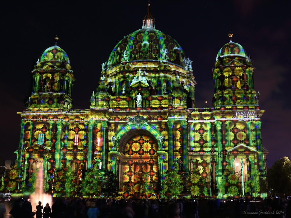 Deutscher Dom Berlin - Festival of Lights