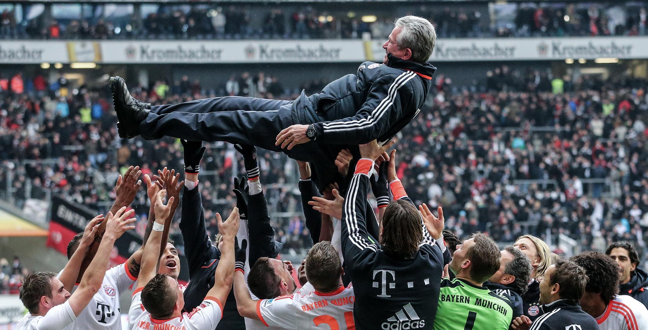 Deutscher Fussballmeister(trainer)