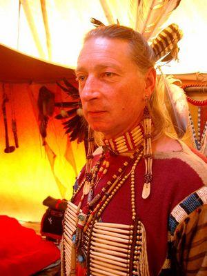 Deutscher Indianer