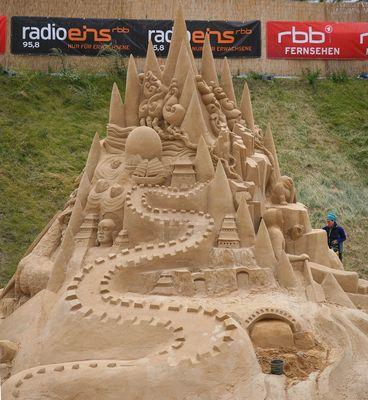 Deutscher Sandskulpturenpreis 2007