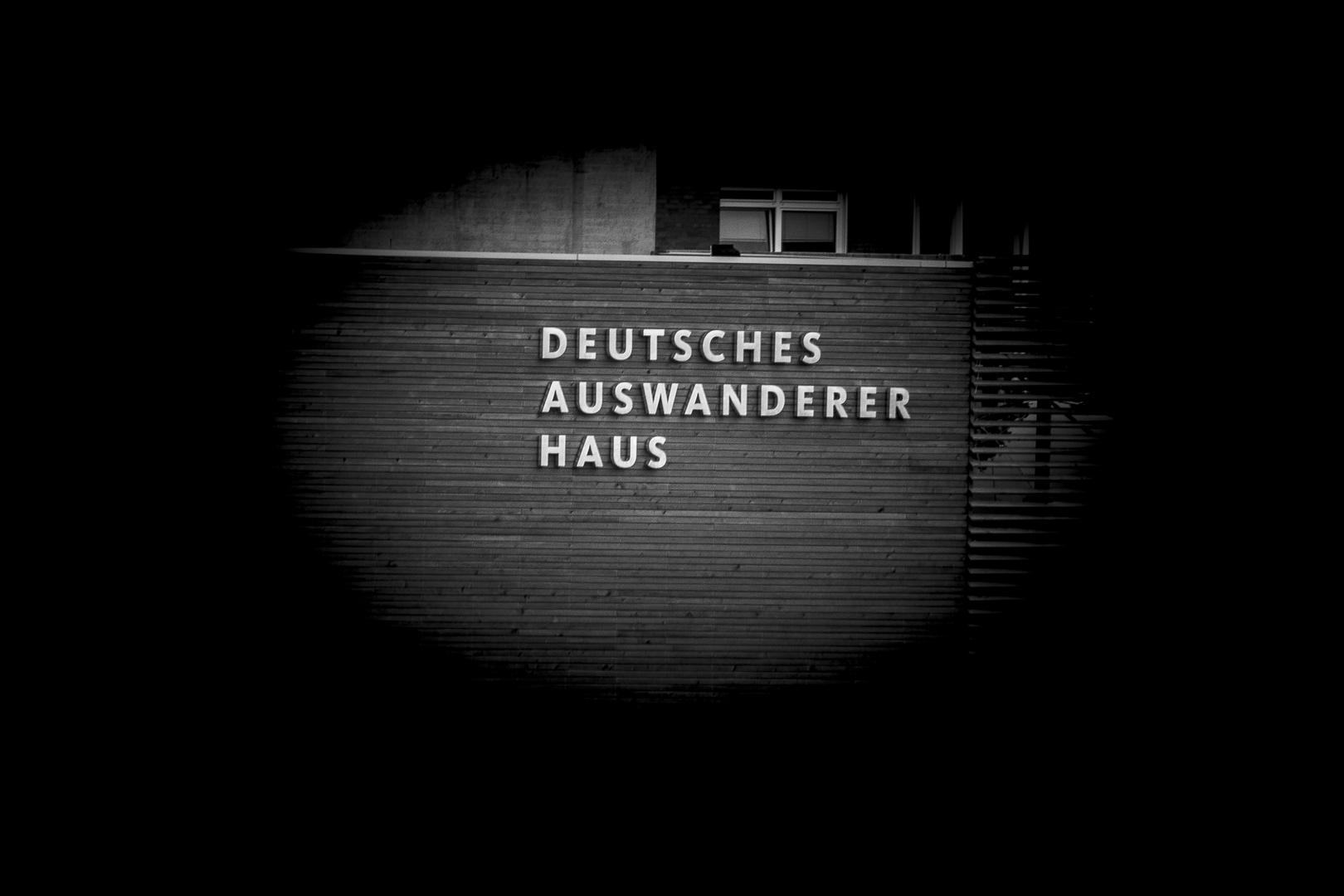 Deutsches Auswandererhaus in BHV