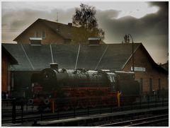 Deutsches Dampflokomotiven-Museum Neuenmarkt