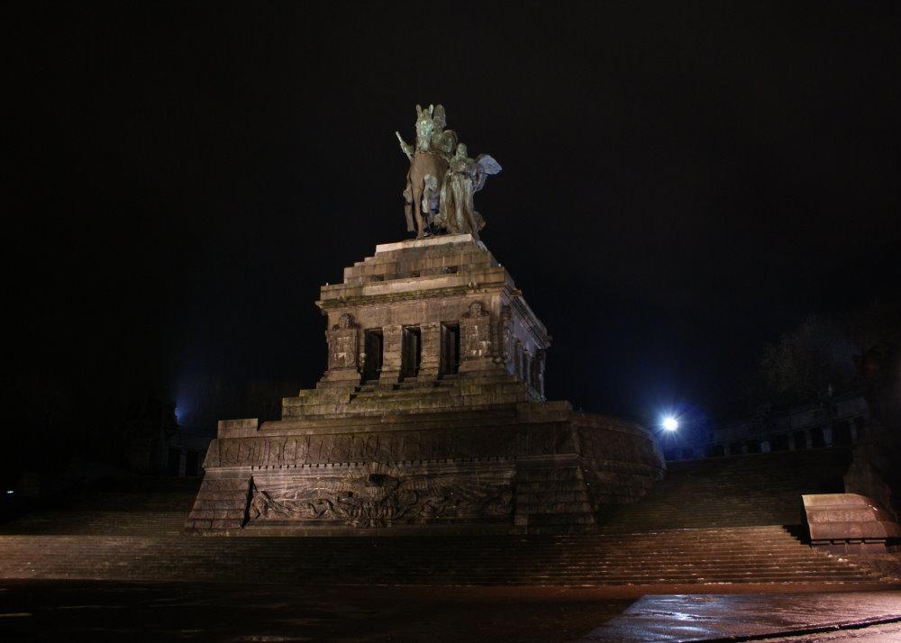 Deutsches Eck in Koblenz