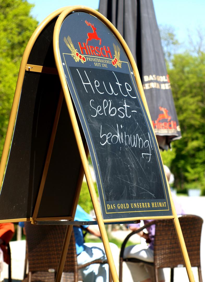 Deutsches Lokal im Schwarzwald