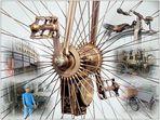 Deutsches Museum - Verkehrszentrum - Das Rad