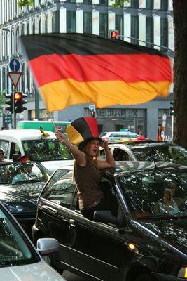 Deutschland besiegt ARGENTINIEN