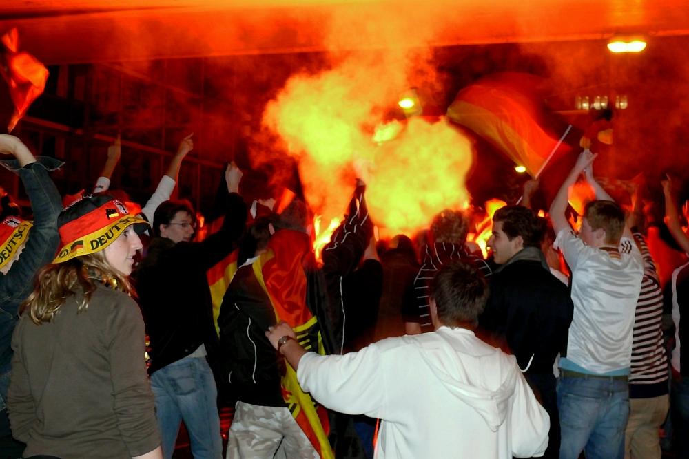 Deutschland ist im Halbfinale